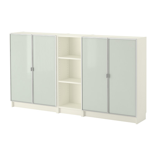 【IKEA/イケア/通販】 BILLY / MORLIDEN 書棚, ホワイト(a)(S29184503)