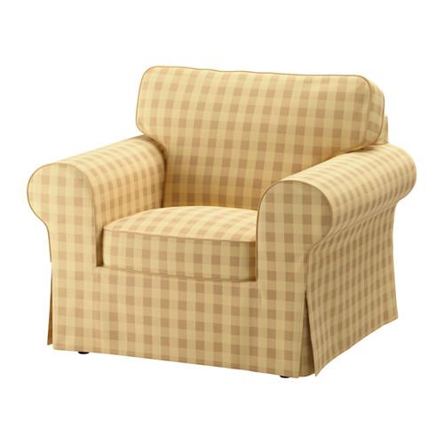 【IKEA/イケア/通販】 EKTORP アームチェア, スカフタルプ イエロー(d)(S39183490)