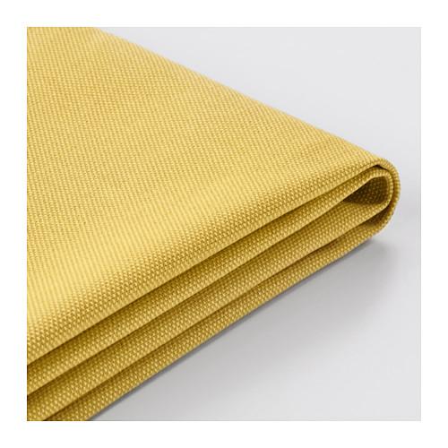 【IKEA/イケア/通販】 VIMLE カバー 5人掛けコーナーソファ用, 寝椅子付き, オッルスタ ゴールデンイエロー(a)(S39217999)