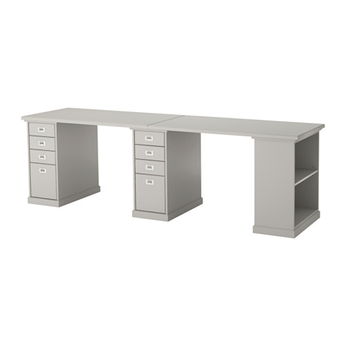 【IKEA/イケア/通販】 KLIMPEN テーブル, ライトグレー グレー(b)(S49214146)
