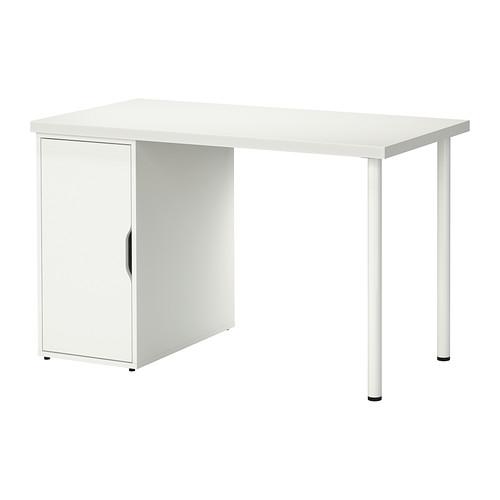 【特選商品】【IKEA/イケア/通販】 LINNMON / ALEX テーブル, ホワイト(c)(S59222457)