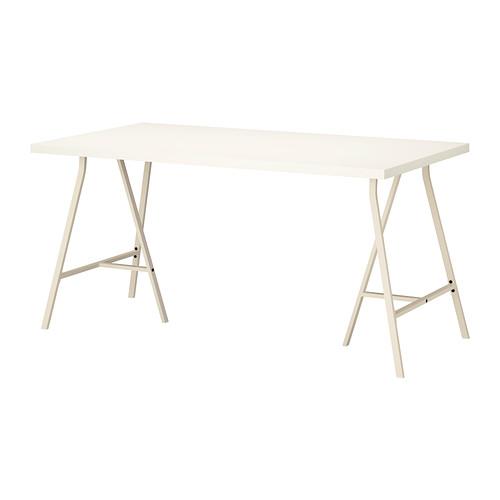 【特選商品】【IKEA/イケア/通販】 LINNMON / LERBERG テーブル, ホワイト(c)(S59246458)