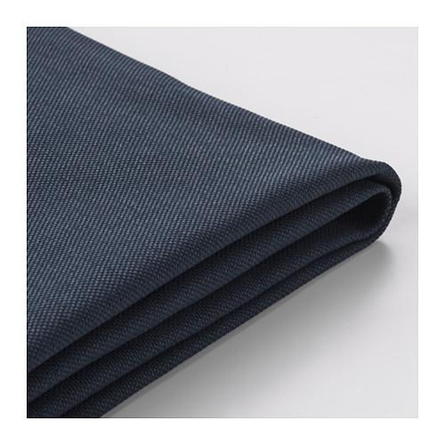 【IKEA/イケア/通販】 VIMLE カバー 4人掛けソファ用, 寝椅子付き, オッルスタ ブラックブルー(a)(S59218059)