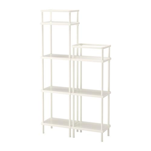 【IKEA/イケア/通販】 DYNAN シェルフユニット, ホワイト(a)(S89183402)