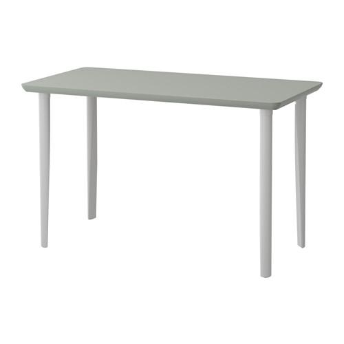 【IKEA/イケア/通販】 ÅMLIDEN / TORSKLINT テーブル, グレーグリーン, ライトグレー(b)(S89229792)
