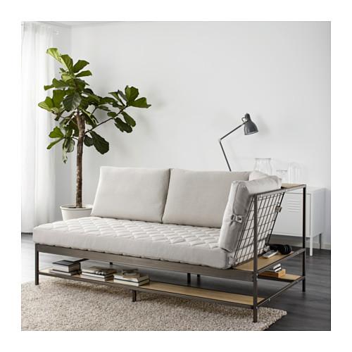 【IKEA/イケア/通販】 EKEBOL 3人掛けソファ, カートルプ ナチュラル(a)(40348490)