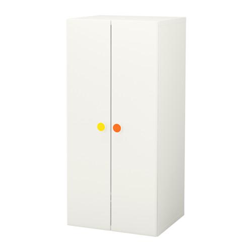 【IKEA/イケア/通販】 STUVA / FÖLJA ワードローブ, ホワイト(b)(S19180553)