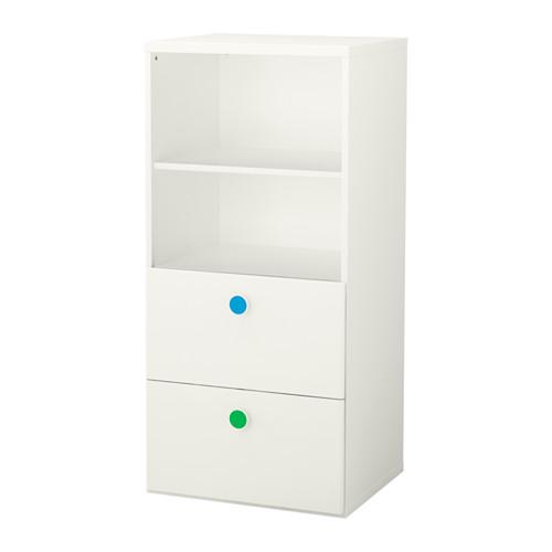 【IKEA/イケア/通販】 STUVA / FÖLJA 収納コンビネーション, ホワイト(a)(S79222084)
