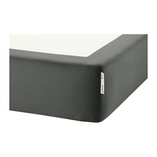 【IKEA/イケア/通販】 ESPEVÄR スプリングマットレスベース, ダークグレー(b)(S99156648)