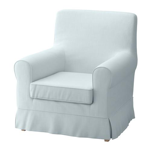 【IKEA/イケア/通販】 JENNYLUND アームチェア, ノールドヴァッラ ライトブルー(b)(S79129590)