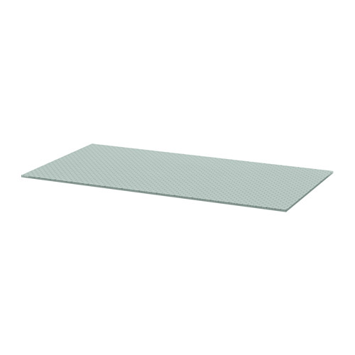 【IKEA/イケア/通販】 GLASHOLM テーブルトップ, ガラス, ハニカム模様(a)(60353744)