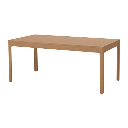 【IKEA/イケア/通販】 EKEDALEN 伸長式テーブル, オーク(a)(60340775)