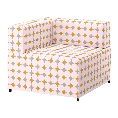 【IKEA/イケア/通販】 KUNGSHAMN コーナーモジュール, イッテレード マルチカラー(a)(S89245339)