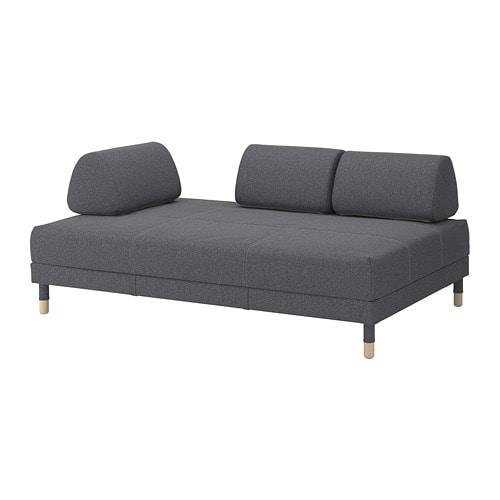 【IKEA/イケア/通販】 FLOTTEBO フロッテボー ソファベッド, グンナレド ミディアムグレー(a)(S19297459)