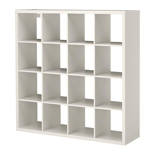【期間限定】【IKEA/イケア/通販】 KALLAX カラックス シェルフユニット, ホワイト(d)(60351882)【代引不可商品】