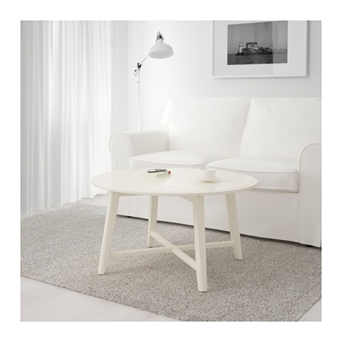【IKEA/イケア/通販】 KRAGSTA クラーグスタ コーヒーテーブル, ホワイト(a)(30353057)【代引不可商品】