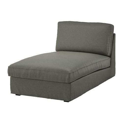 【IKEA/イケア/通販】 KIVIK シーヴィク 寝椅子, ボッレド グレーグリーン(c)(S09183986)