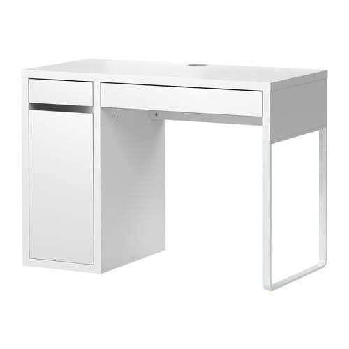 IKEA イケア キッズ 学習机 チェア デスク 期間限定 d 80354276 MICKE ホワイト 最安値 通販 休み ミッケ