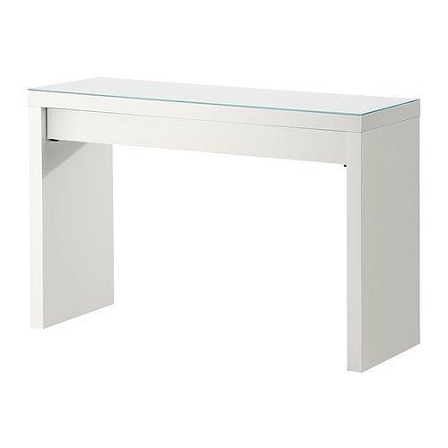 IKEA 超激安特価 イケア ベッドルーム ドレッサー オーバーのアイテム取扱☆ 期間限定 通販 MALM 40355409 ドレッシングテーブル ホワイト F マルム d