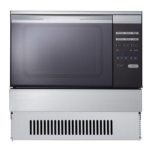 【IKEA/イケア/通販】 MUMSIG LP ムムスィグ LP ガスオーブン 電子レンジ機能付, ステンレススチール(c)(10209283)