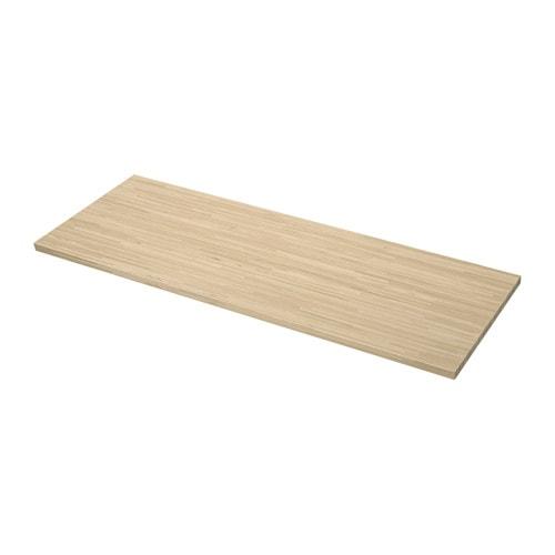 【IKEA/イケア/通販】 PINNARP ピンナルプ ワークトップ, アッシュ(a)(90372312)【代引不可商品】