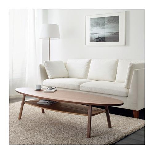 【IKEA/イケア/通販】 STOCKHOLM ストックホルム コーヒーテーブル, ウォールナット材突き板(a)(90353078)【代引不可商品】