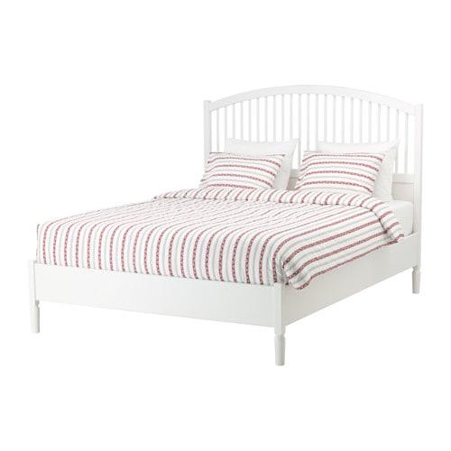 【IKEA/イケア/通販】 TYSSEDAL ティッセダール ベッドフレーム(a)(※マットレスなど別売りの商品がございます。ご注意ください), ホワイト, ルーローイ(S29198604)