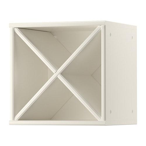 【IKEA/イケア/通販】 TORNVIKEN トルンヴィーケン ワインシェルフ, オフホワイト(a)(60359005)