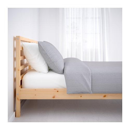 TARVA (タルヴァ) ベッドフレーム(IKEA)