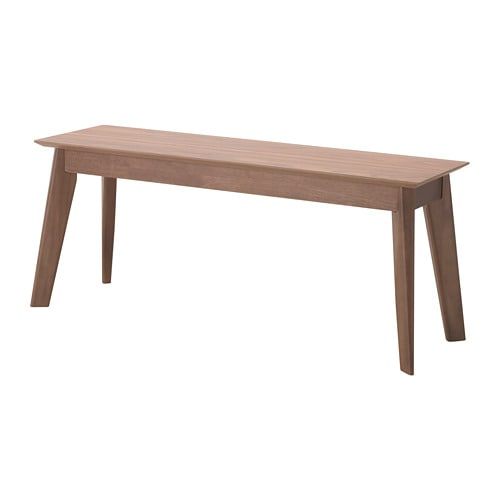【IKEA/イケア/通販】 VÄBY ヴェビ ベンチ, ウォールナット材突き板(d)(80400400)