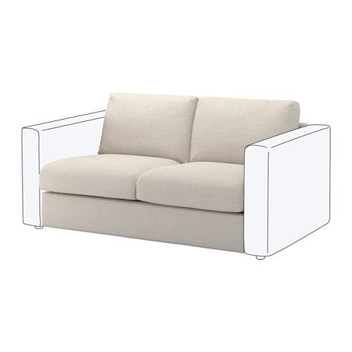 【IKEA/イケア/通販】 VIMLE ヴィムレ 2人掛けソファセクション, グンナレド ベージュ(a)(S59219488)【代引不可商品】