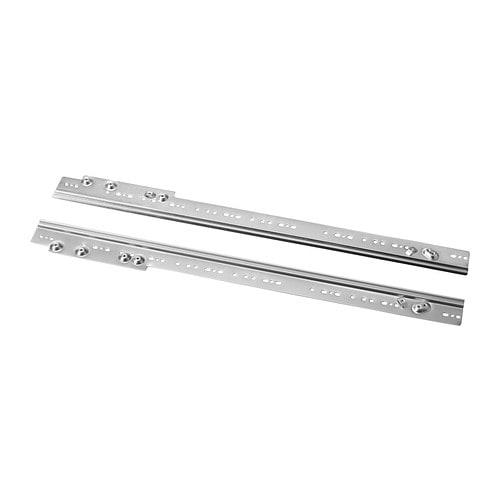 【IKEA/イケア/通販】 VÅGLIG ヴォーグリグ 接続レール 引き出し前部用(c)(80308604)