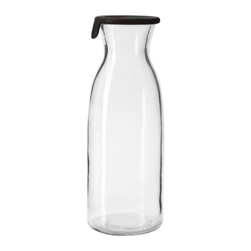 IKEA 保障 イケア 食卓 ガラス製品 水差し カラフェ 特選商品 卸直営 ふた付き c 30291922 クリアガラス VARDAGEN ヴァルダーゲン 通販