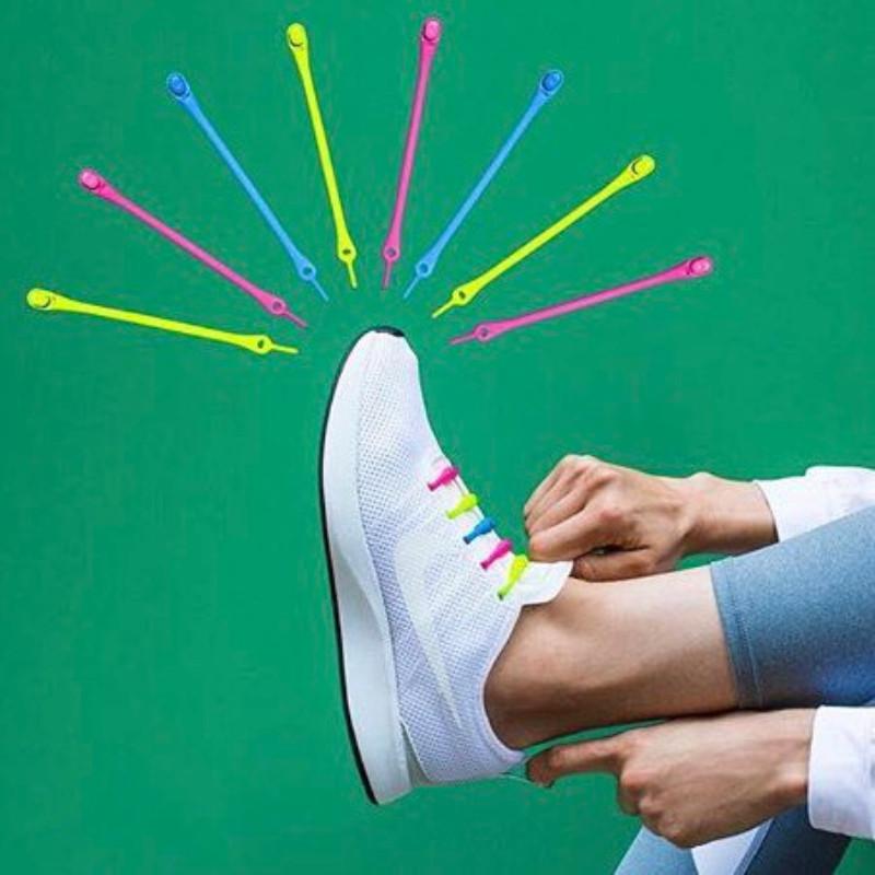 スーパーセール 当店一番人気 50%OFF プレゼント 結ばない靴ひも HICKIES ソリッド ヒッキーズ ユニセックス 2.0