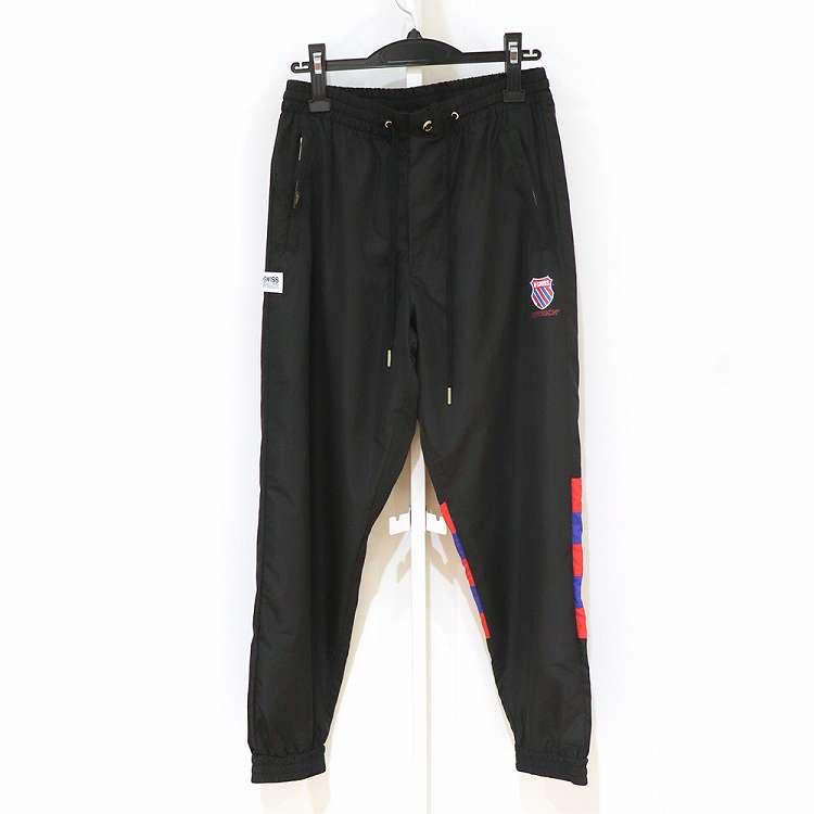 ★送料無料★JOYRICH / JO K-Swiss Shiny Jersey Pants