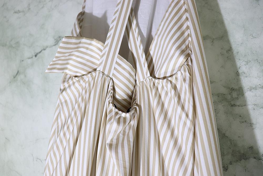 ★★3.1Phiillip Lim / long striped tent dressLADIES,ワンピース・ドレス 2019SS
