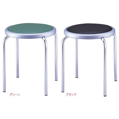 松吉 丸椅子 MY-N1144 W465×H445mm
