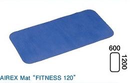 酒井医療 フィットネス120(フィットネスマット) ブルー 1200(L)×600(W)×15(H)mm AML-420B 【送料・代引き手数料無料】