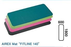 酒井医療 フィットライン180(フィットネスマット) 1800(L)×600(W)×10(H)mm 【送料・代引き手数料無料】