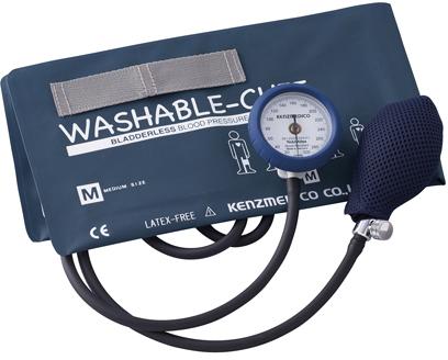 ケンツメディコ 耐衝撃性アネロイド血圧計Dura-X(ウォッシャブルカフ仕様) 0555B071