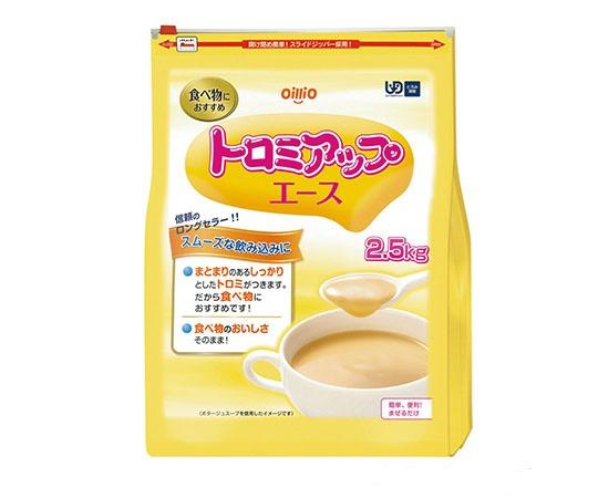 日清オイリオ トロミアップエース 1袋(2.5kg入) 【送料・代引き手数料無料】