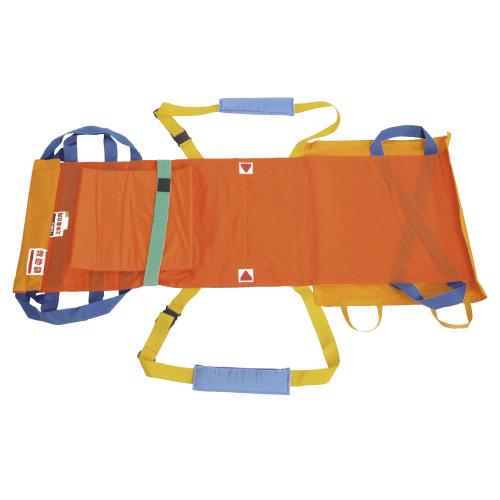 救護用ベルト式担架「ベルカ」(座り姿勢の保てない人用) SB-160 【送料・代引手数料無料】