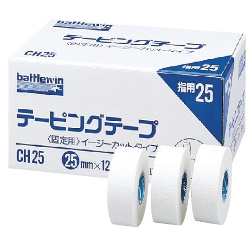 ニチバン バトルウィン テーピングテープ(非伸縮) C-50 12巻入