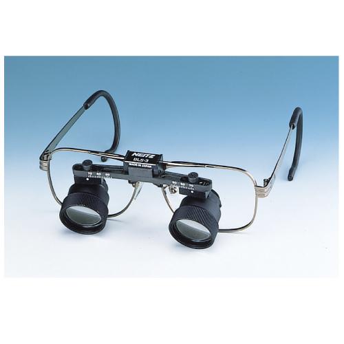 NEITZ 双眼ルーペ(ガリレオ式) BLS-3 【送料・代引手数料無料】
