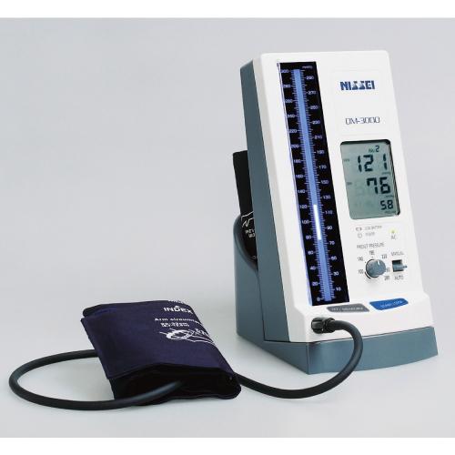 水銀イメージデジタル血圧計 DM-3000【送料・代引手数料無料】