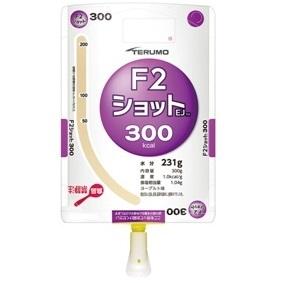 テルモ F2ショットEJ 300kcal とろみタイプ ヨーグルト味 300g×18パック入 FF-Y03ES