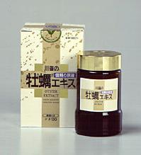 川端の牡蠣エキス(液状・60g)【送料無料】