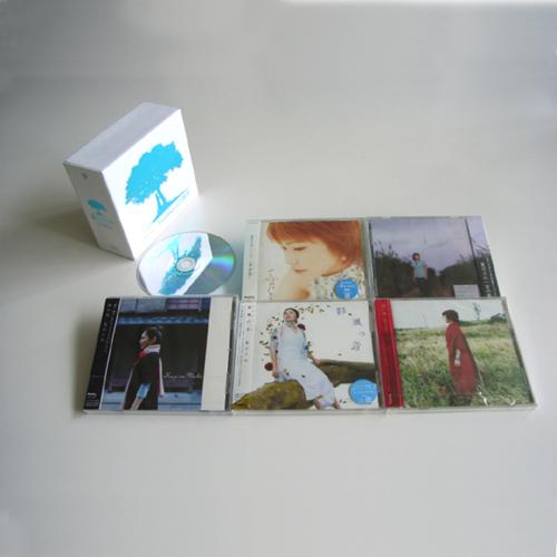 夏川りみ CD-BOX 5枚組 VZS-1020