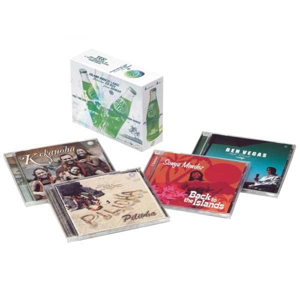 ISLAND BREEZE LABEL Selection CDBOX CD4枚組 DMCY-40192【送料無料】