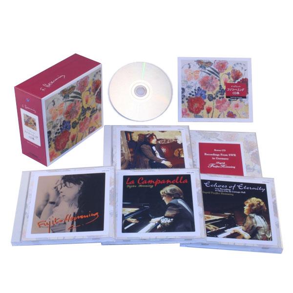 ラ・カンパネラ イングリット・フジコ・ヘミングCD集 CD5枚組 VCS-1209【送料無料】
